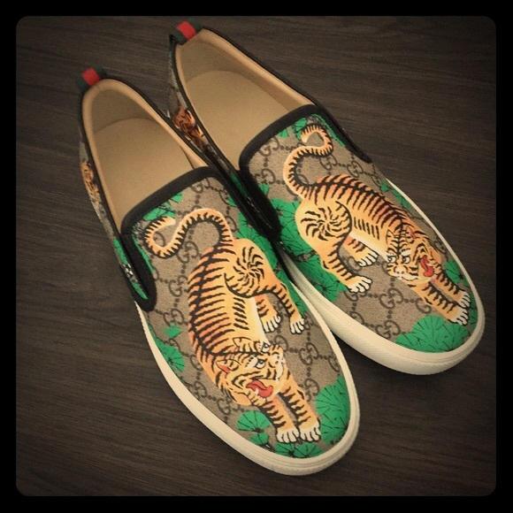 Gucci Shoes | Gucci Dublin Slip Ons
